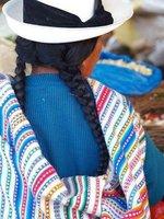 Famous Andeans tresses
